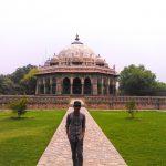 দিল্লি ভ্রমণ: পশতু অভিজাত পুরুষ ইসা খান নিয়াজির সমাধি